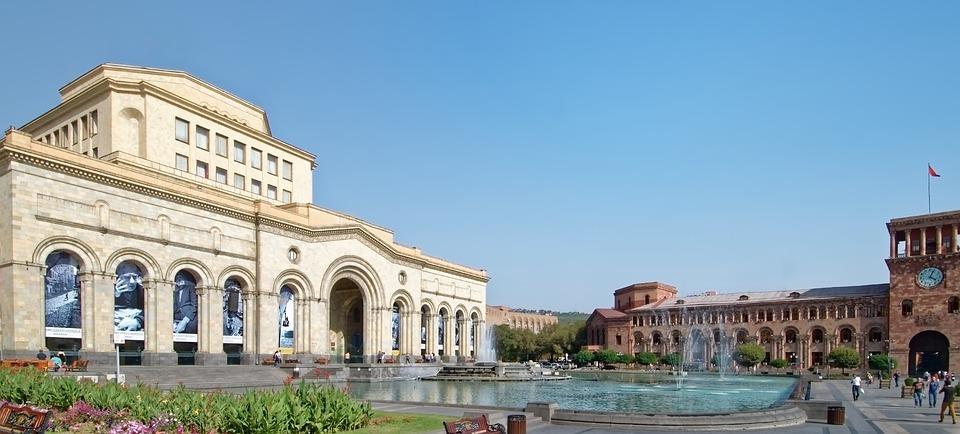 Ereván Armenia