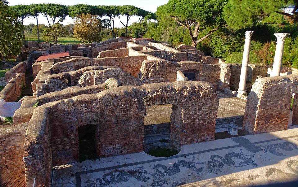 Ostia Antica Roma