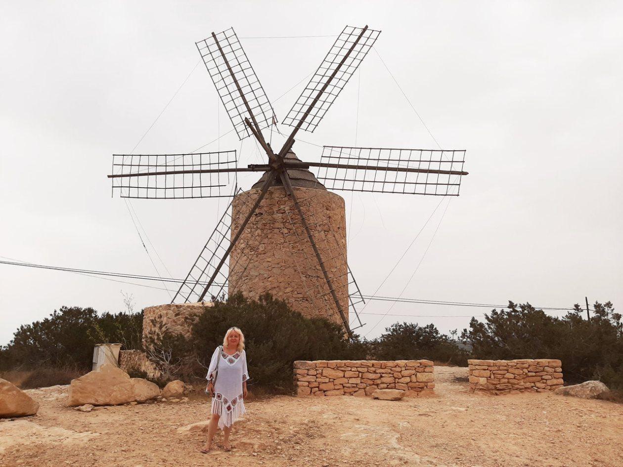 Molinos Formentera