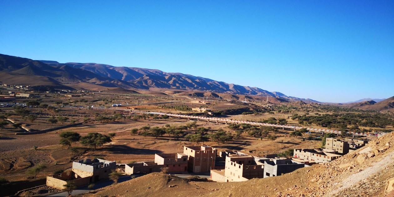 Valle Draa