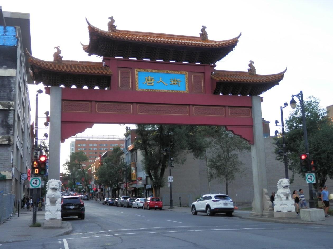 Chinatown Montreal