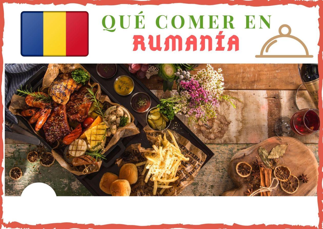 Gastronomia Rumania