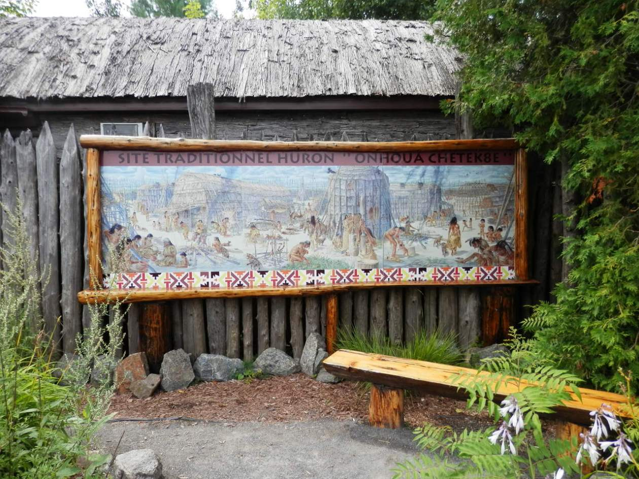 Reserva Wendake Canada