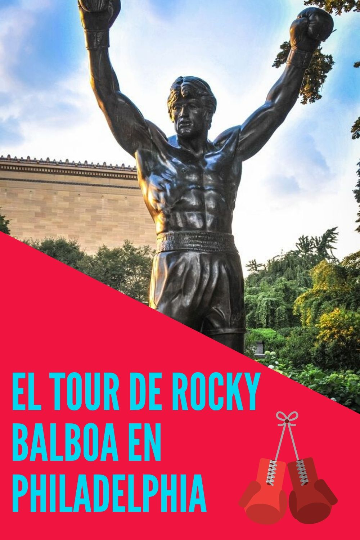 Tour Rocky Balboa Philadelphia