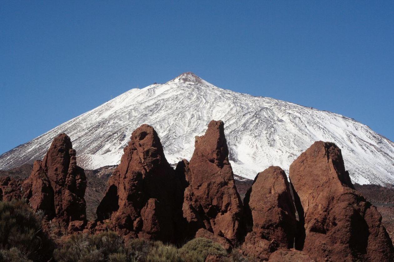 Parque Nacional del Teide (Islas Canarias)