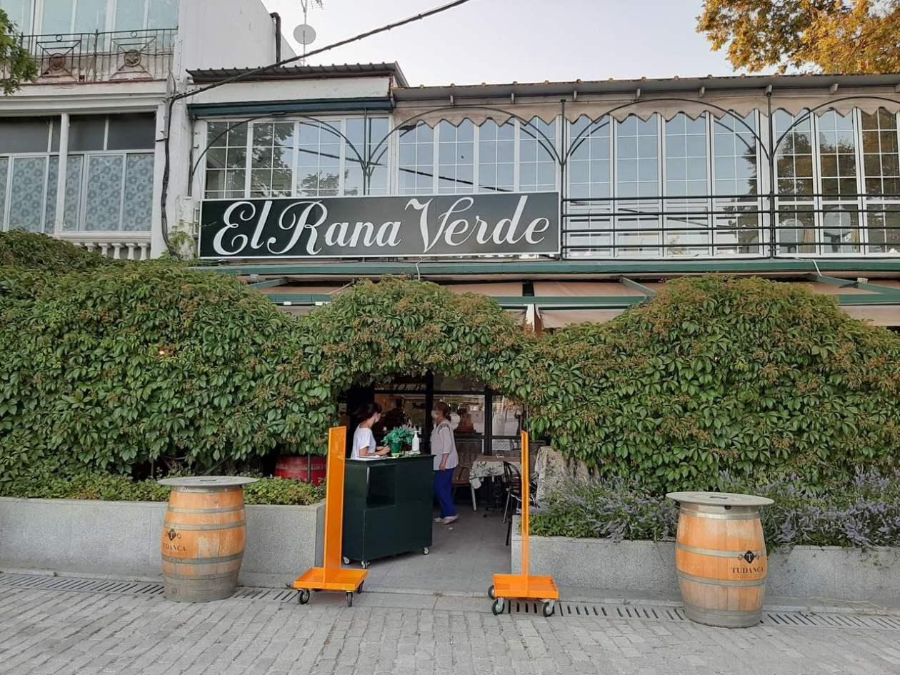 El Rana Verde Aranjuez