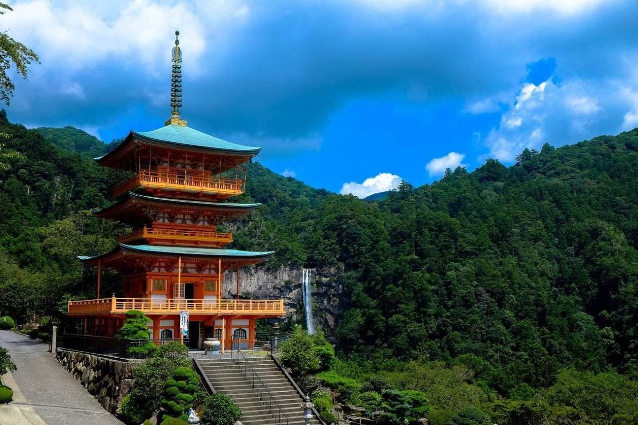 Japon Templo