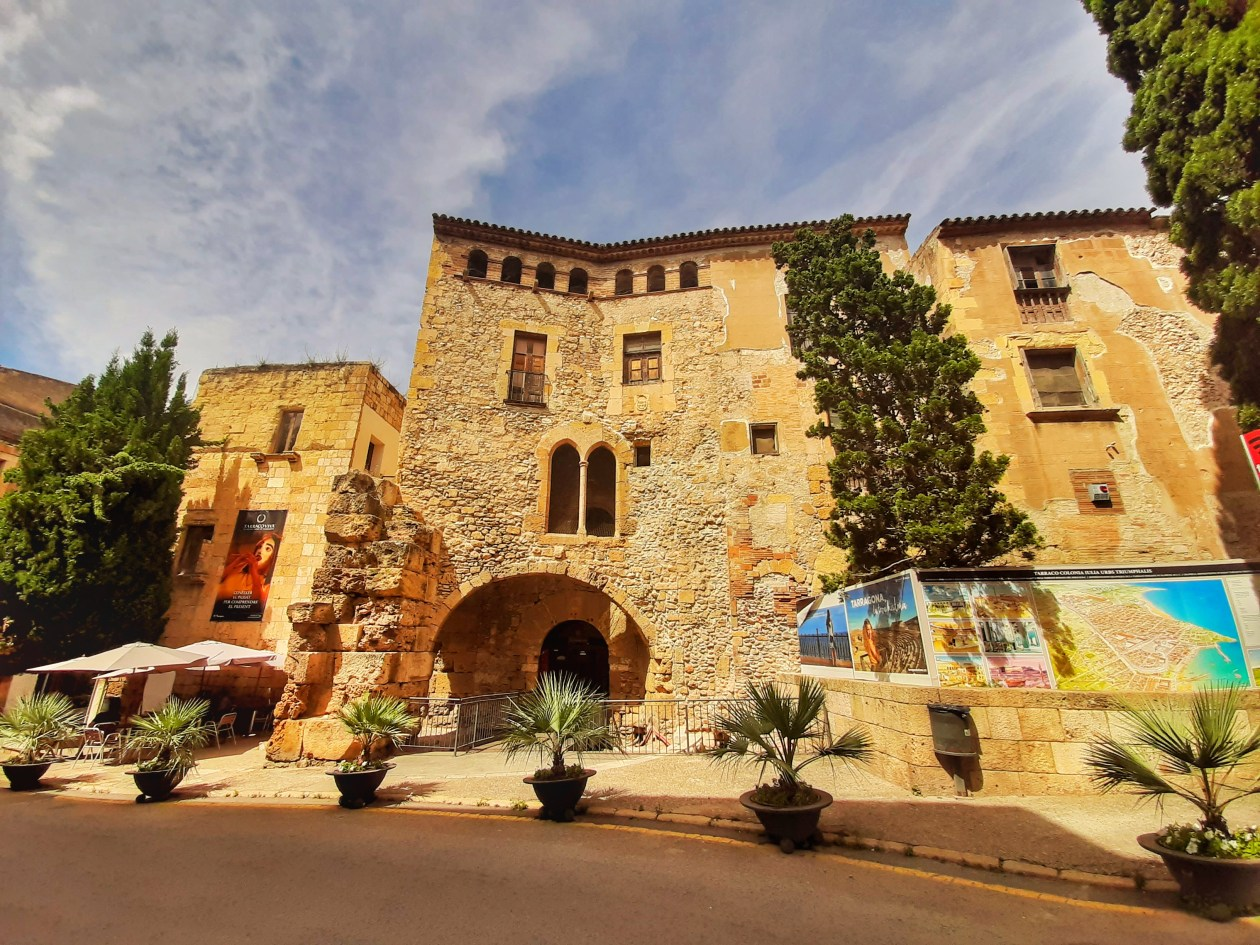 Plaza Pallol Tarragona
