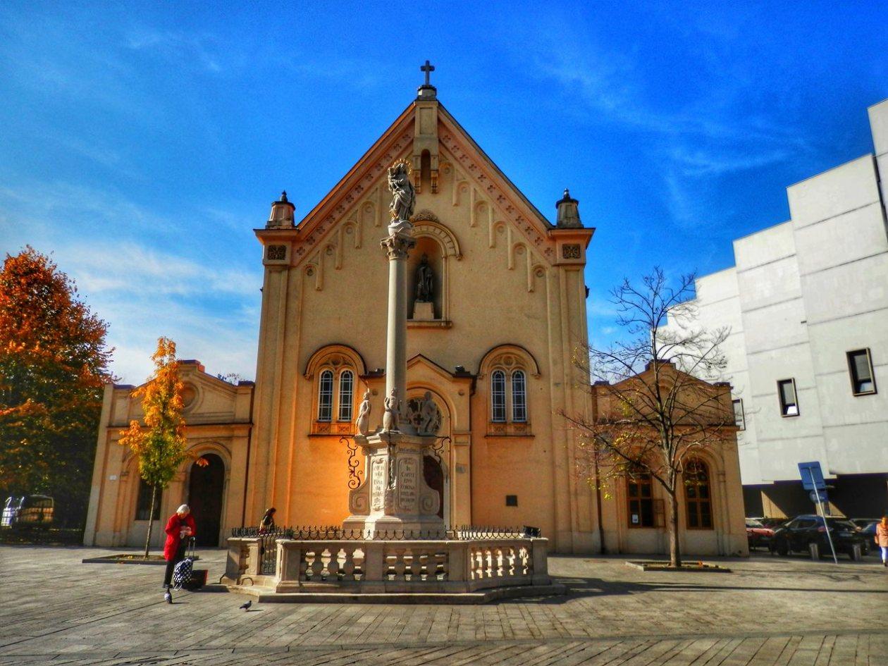 Iglesia San Esteban Bratislava