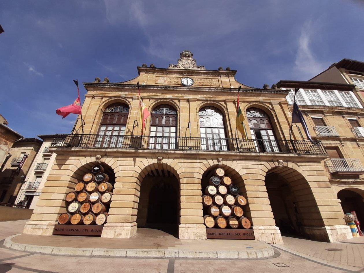 Haro Ayuntamiento