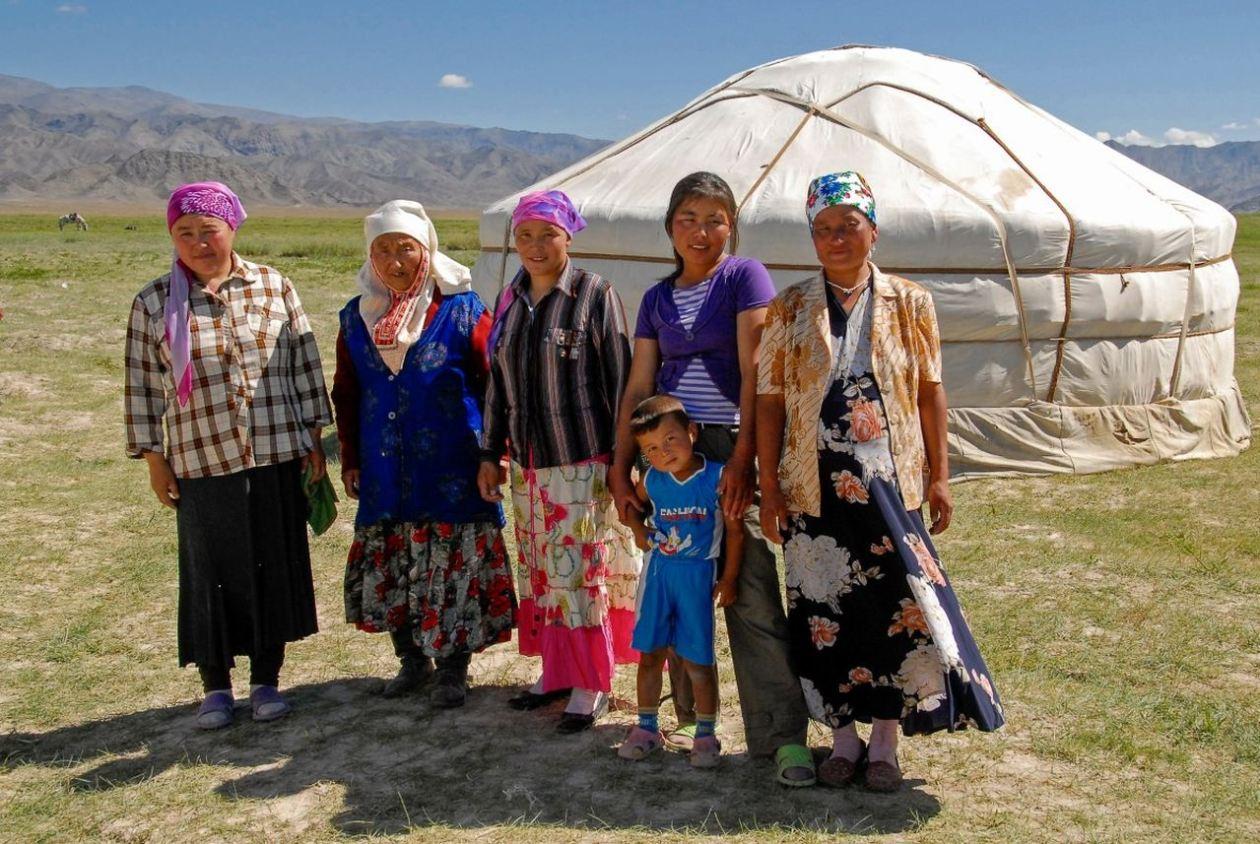 Familia Mongolia