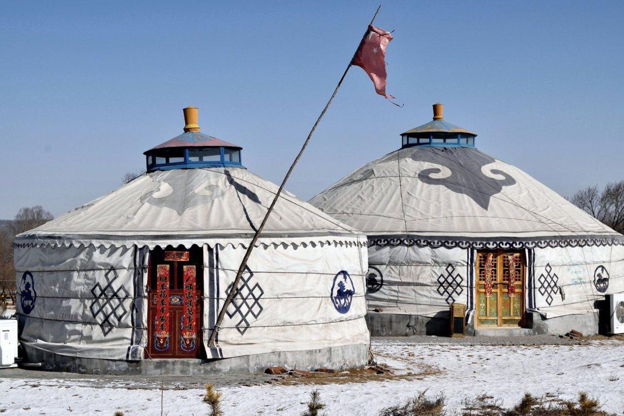 Mongolia Yurta