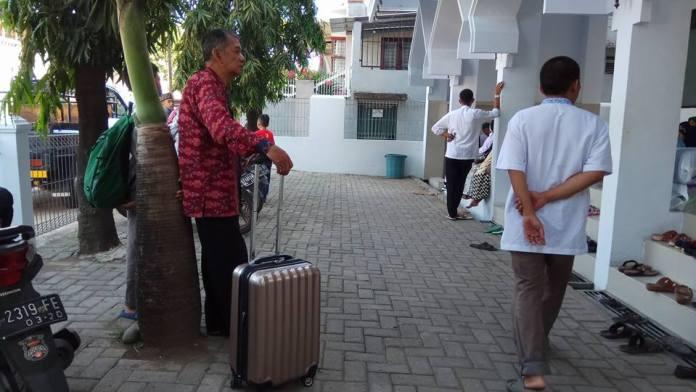 Penyambutan Santri Baru Madrasah Imam Malik 3