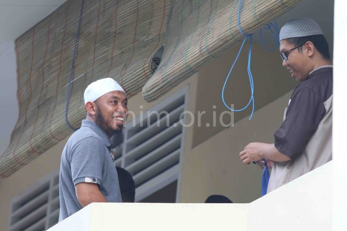 Penyambutan Santri Baru Tahfizh Al-Qur'an Markaz Imam Malik (4)