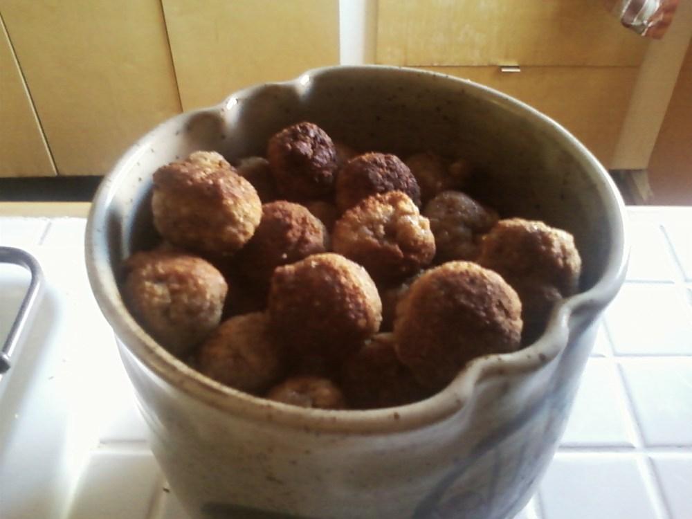 Neat Balls, vegetarian