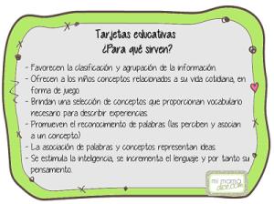 tarjetas educativas 2