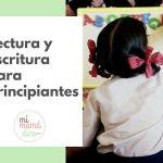 lectura y escritura para principiantes