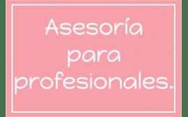 asesorías para profesionales