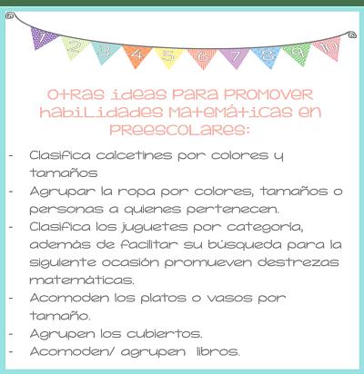 actividades preescolares mimamadice