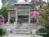 CHINA. XI'AN. GRAN MEZQUITA