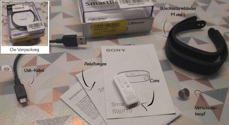 Fitness-Gadgets #1: Meine Erfahrungen mit Sony Smartband SWR10