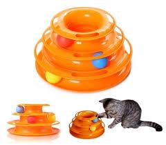 cuidados gatos juguetes