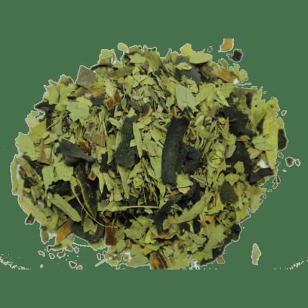 hierbas laxantes