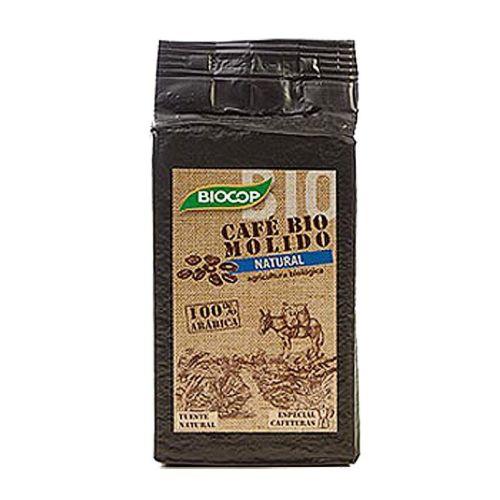 cafe molido bio