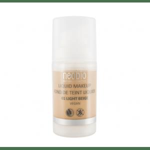 maquillaje fluido vegano piel verano