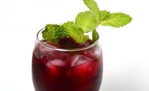 infusión refrescante bissap receta