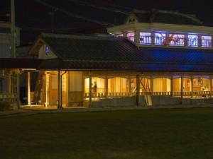芦原湯の町駅「芦湯」