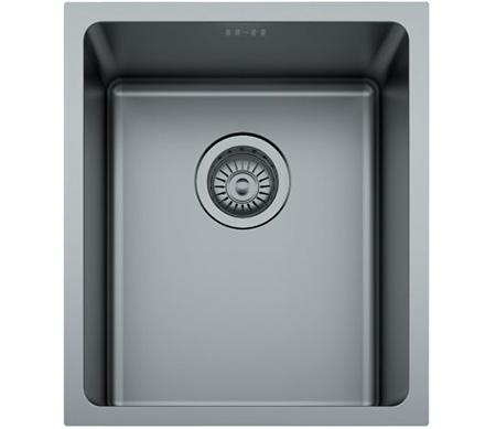 Podgradna jednodelna sudopera izradena od nerdajuceg plemenitog celika.