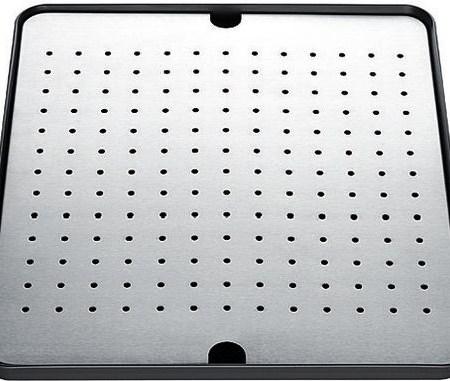 Cedilnik perforirani INOX 425×365 (Supra)