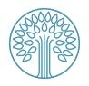 Logo consulta con fondo blanco y árbol azul verdoso