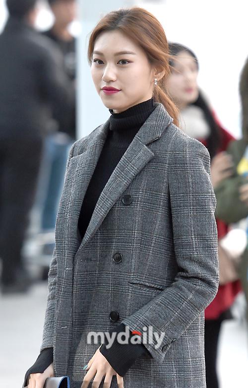 [MD포토] 아이오아이 김도연 '여배우 포스'
