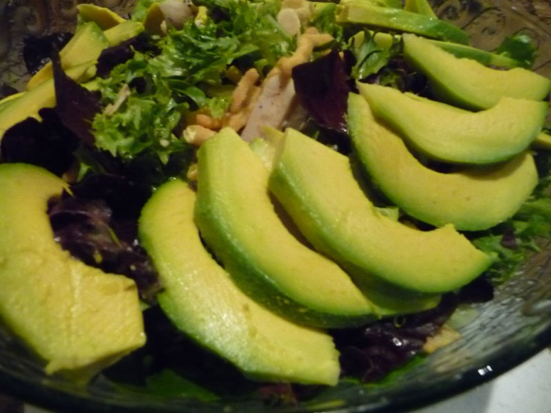 sliced Reed avocados