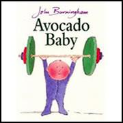 avocado baby by John Burringham