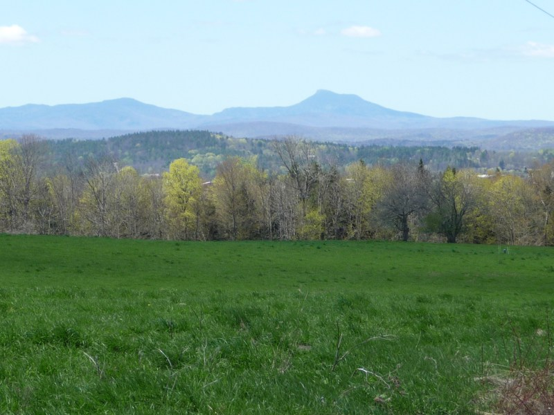 Camel's Hump in Vermont