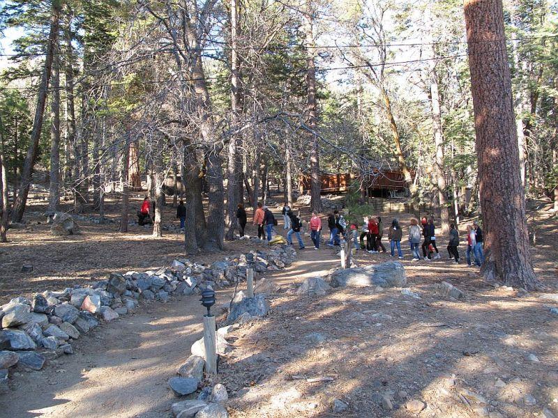 hike at camp blogaway