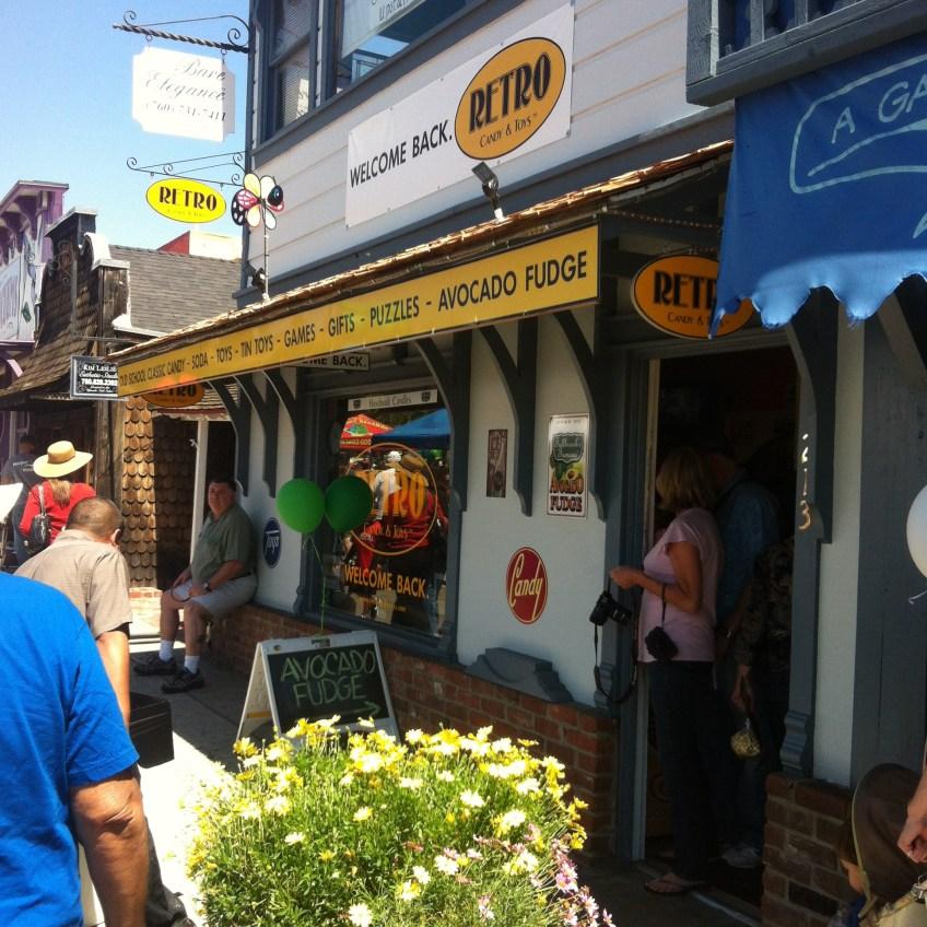 Retro Candy Shop in Fallbrook, CA