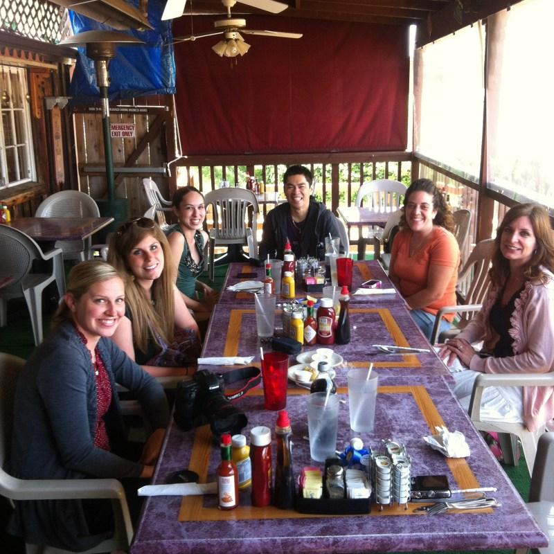 Wayside Cafe in Fallbrook, CA