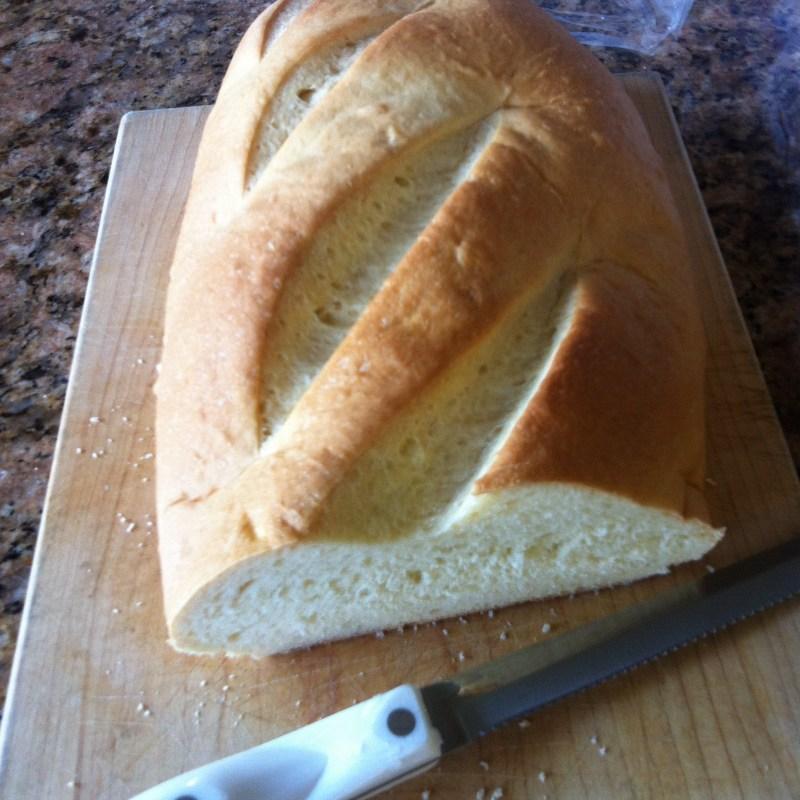 Homemade Bread from La Fuji Mama