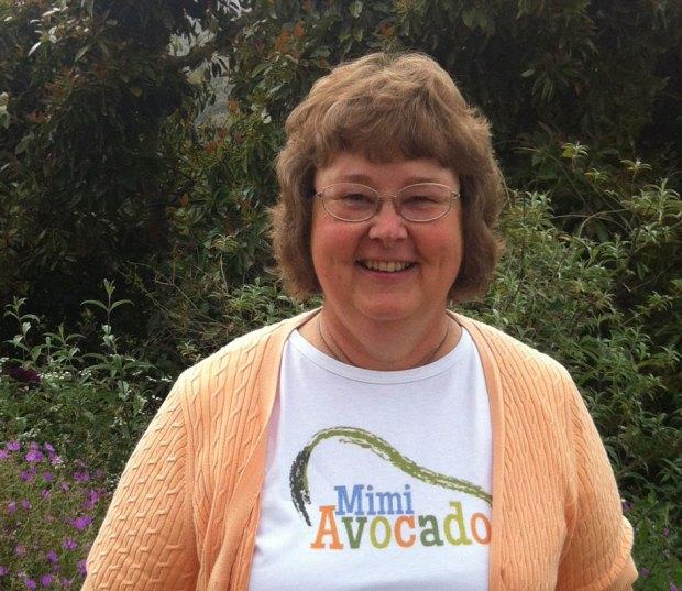 Mimi Avocado Goes to Camp Blogaway