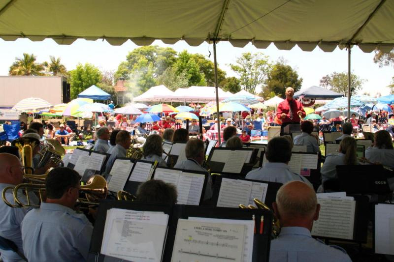 Coastal Communities Concert Band July 4th
