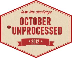 October Unprocessed contributor
