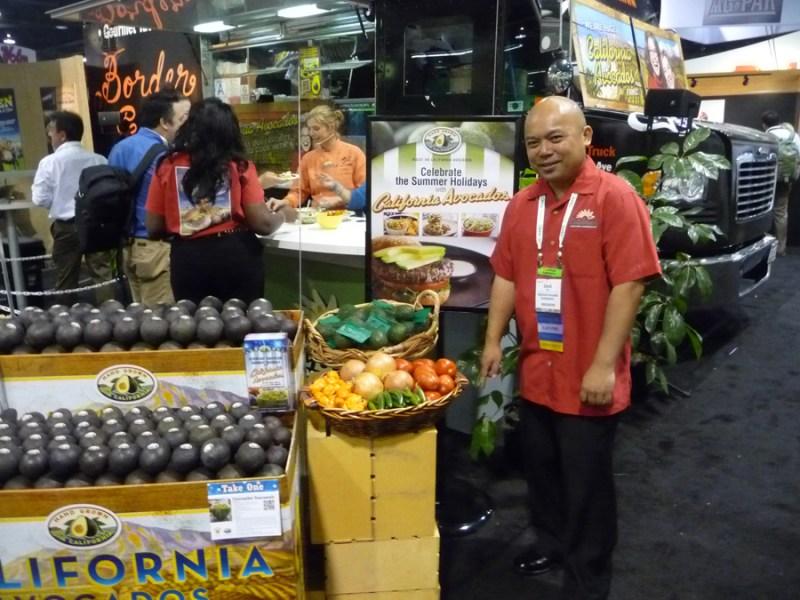 Dave Cruz of the CAC marketing team