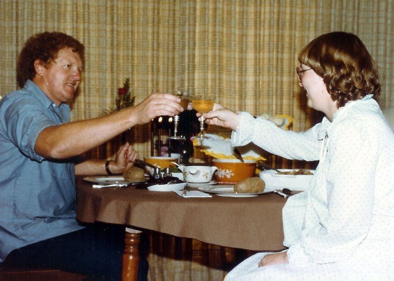 1982 Thanksgiving