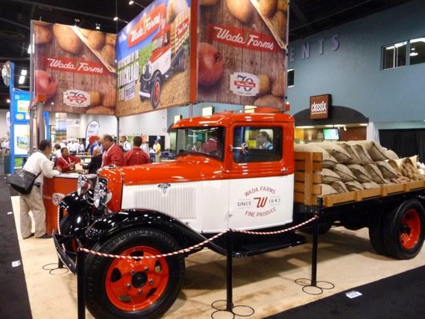 Wada Farms truck