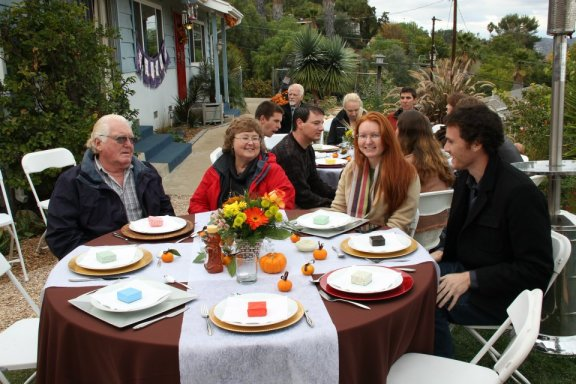 2011 Thanksgiving wedding