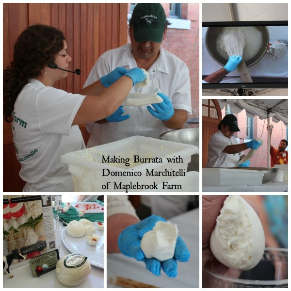 Burrata Demo